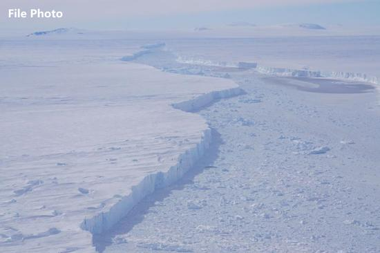 Drone observations reveal detailed features of Antarctic sea ice