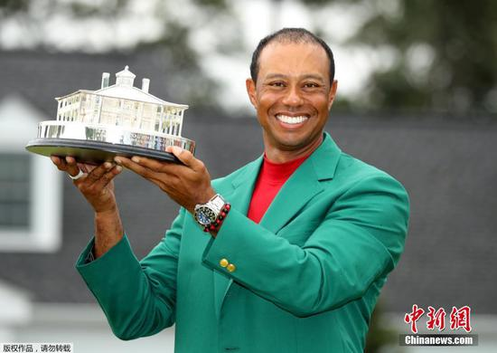 Tiger Woods wins 15th major title with mighty comeback