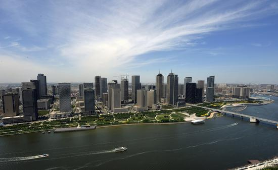 Tianjin, a city for innovation and entrepreneurship