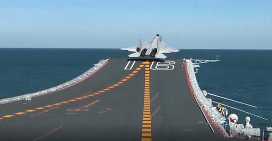 The PLA Navy in 60 seconds: The Naval Air Force