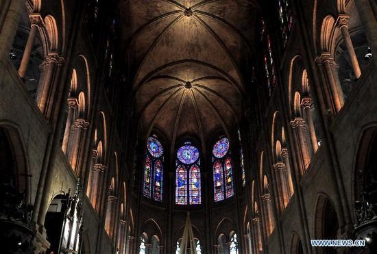 Challenges ahead for Notre Dame cathedral restoration efforts