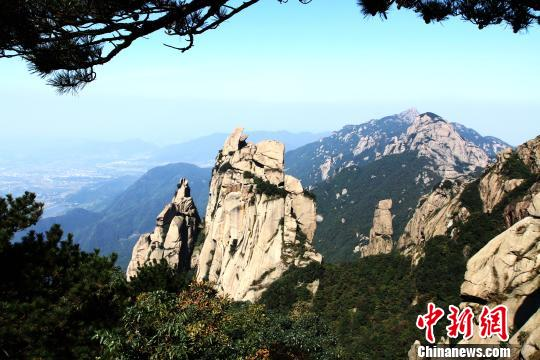 5 Chinese sites receive UNESCO Global Geopark Label