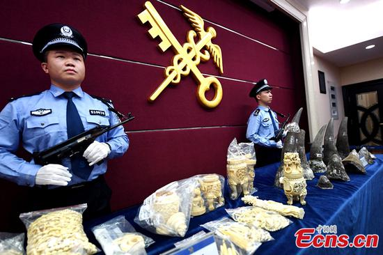 Guangzhou Customs shows progress in anti-smuggling campaign