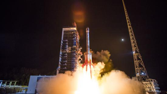 China's Long March-3A rocket series completes its 100th launch