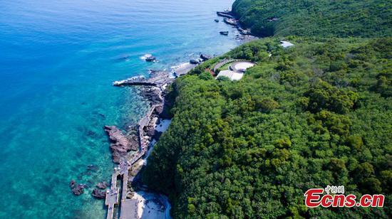 Weizhou Island, China's youngest volcanic island