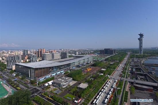 Second BRF held in Beijing from April 25 to 27