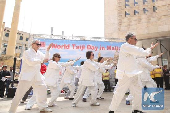 Tai Chi lovers in New Zealand celebrate 8th World Tai Chi and Qigong Day