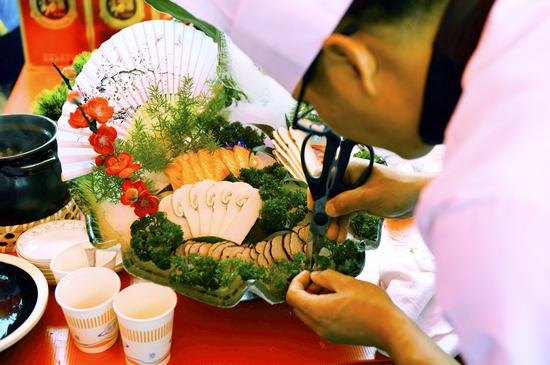 South China's Guangzhou to hold Asian cuisine festival in May