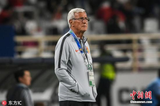 Lippi to lead China's national team again: report