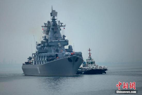 Sino-Russian 'Joint Sea-2019' exercise kicks off