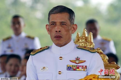 Thailand performs Muratha Bhisek ritual during coronation ceremonies