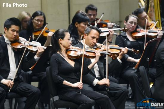 Renowned U.S. orchestra to deepen people-to-people exchanges in China tour