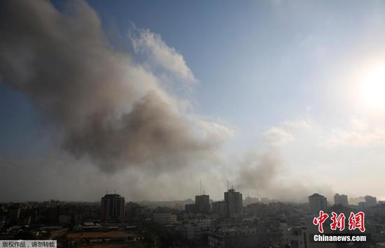 Ceasefire agreement reached between Palestine, Israel following fire exchange