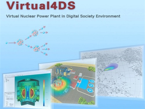 Chinese scientists develop virtual nuclear power plant for safety assessment