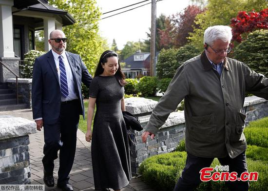 Meng Wanzhou case continues after Canada judge ruling