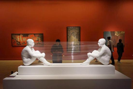Beijing exhibition showcases Asian fine art
