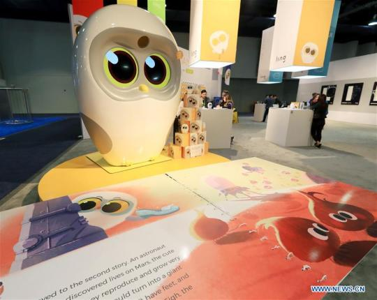 World's kids take a shine to Chinese learning tech