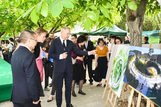 Danish Embassy in Beijing celebrates Panda Day