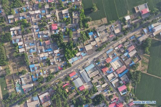 Relocation project starts in China's Xiongan New Area