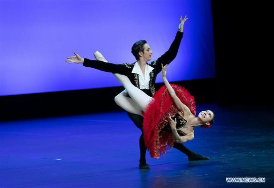 'The Gala Evening of Asia Ballet' held in Beijing
