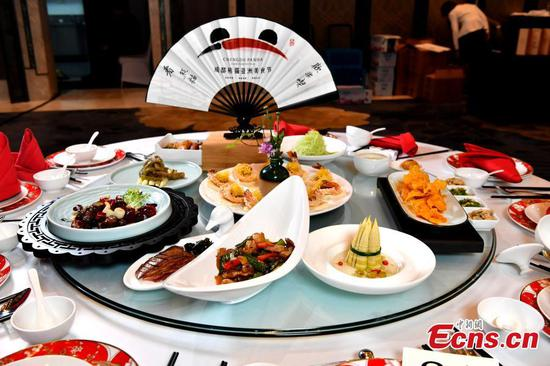 Sichuan presents signature dishes in food festival