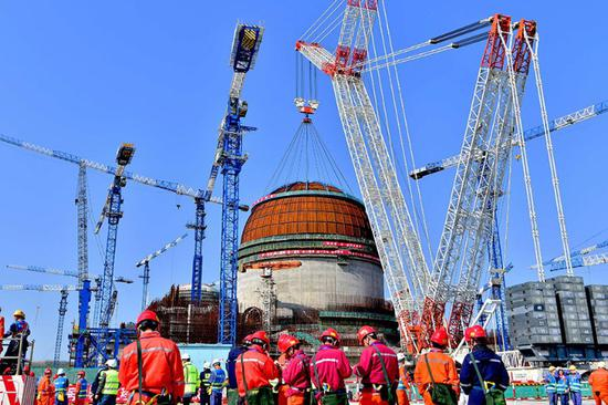 China, Russia to ink deal for two nuclear reactors in Liaoning