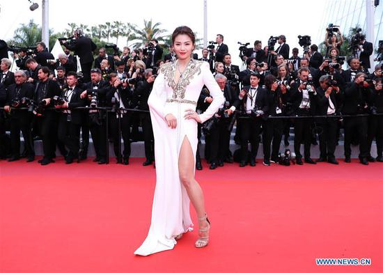 Opening gala of 72nd Cannes Film Festival
