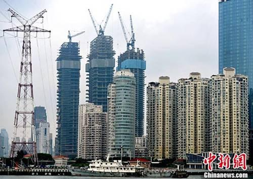 China's home prices remain stable in April
