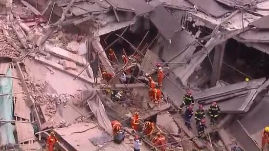 Photo/Shanghai-based Kankan News