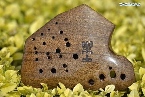 Ancient musical instrument ocarina can be traced back to many different cultures