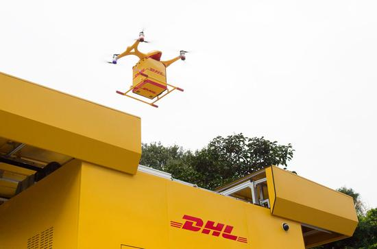 Urban drone delivery project tackles 'last-mile delivery' challenge