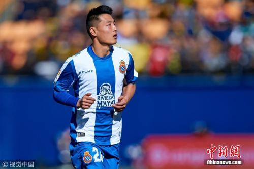 Wu Lei scores to send Espanyol to Europa League