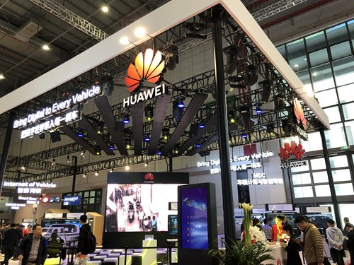 Huawei to 'withstand U.S. ban'