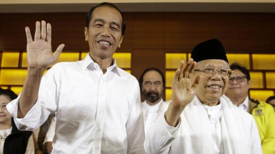 Incumbent Indonesian President Widodo secures victory in election, with challenges ahead