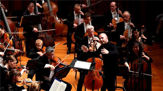 Philadelphia Orchestra begins China Tour in Beijing