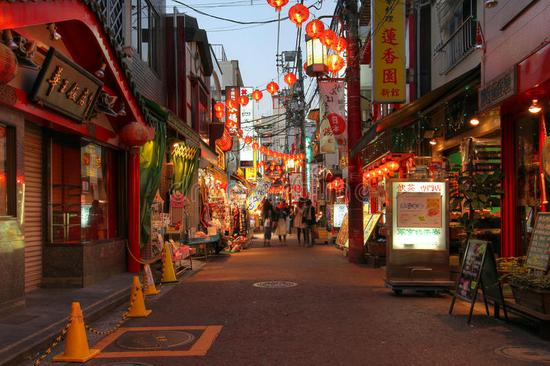 Japan's largest Chinatown to hold culture events all year round