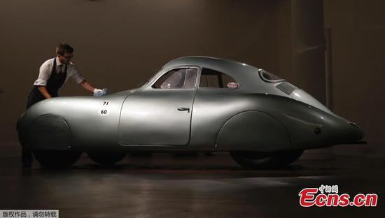 The first-ever Porsche is up for sale