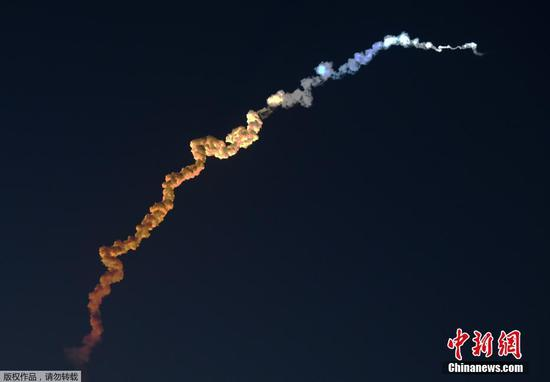 India launches earth observation satellite RISAT-2B successfully