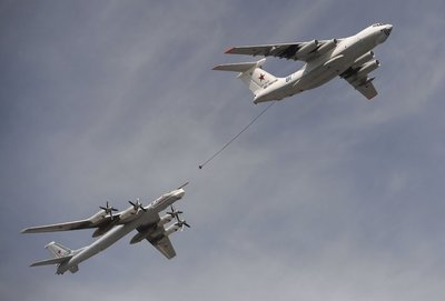 U.S. intercepts Russian bombers, fighter jets off the coast of Alaska