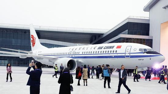 Two more Chinese airlines claim compensation for Boeing 737 Max suspension