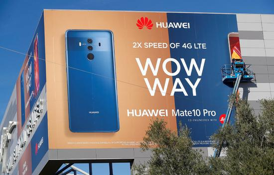 Silicon Valley feels heat of Huawei curbs