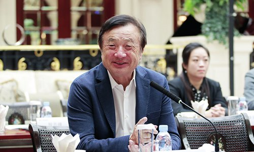 Huawei founder rejects populism, calling for global cooperation