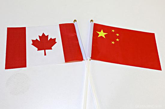 Chinese ambassador calls on Canada to maintain normal development of ties
