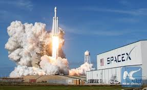 SpaceX rocket brings first batch of 60 internet satellites into space