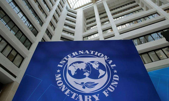 IMF warns of trade dispute disruptions