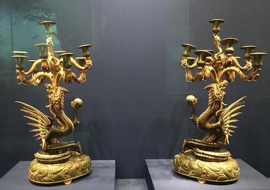 Chinese artifacts from Vatican Museums on display in Beijing