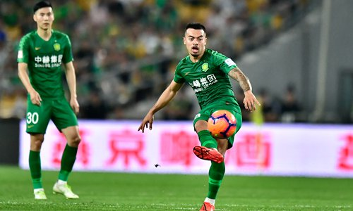 Naturalized player included in China squad