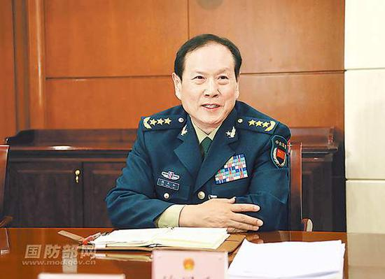 Wei Fenghe to attend key security dialogue in Singapore