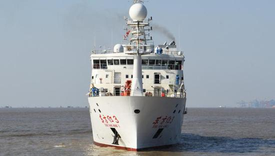 China launches world's largest silent research vessel