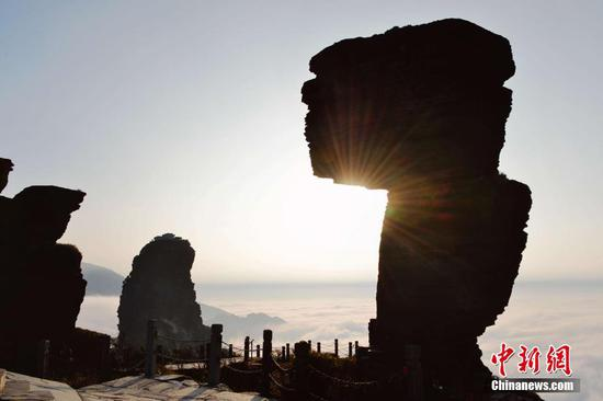 China owns largest number of world natural heritage sites